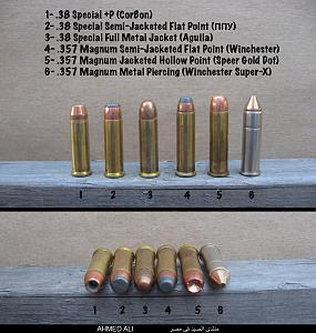 اضغط على الصورة لعرض أكبر  الاســـم:38 &357 bullet types.jpg المشاهدات:382 الحجـــم:417.1 كيلوبايت الرقم:18228