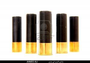 اضغط على الصورة لعرض أكبر  الاســـم:4388262-black-and-gold-shotgun-shells.jpg المشاهدات:351 الحجـــم:88.7 كيلوبايت الرقم:18248