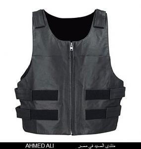 اضغط على الصورة لعرض أكبر  الاســـم:2643.00_Men's_bullet_proof_leather_vest.jpg المشاهدات:372 الحجـــم:28.3 كيلوبايت الرقم:18276