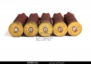 اضغط على الصورة لعرض أكبر  الاســـم:4416469-shotgun-shells-isolated-shotgun-bullets.jpg المشاهدات:314 الحجـــم:97.3 كيلوبايت الرقم:18249